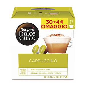 Capuccino Nescafè DolceGusto - conf. 30 capsule