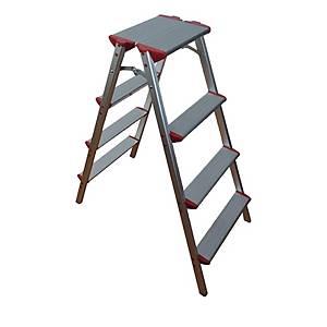 [직배송]서울금속 다용도 사다리 SU-G4 4단
