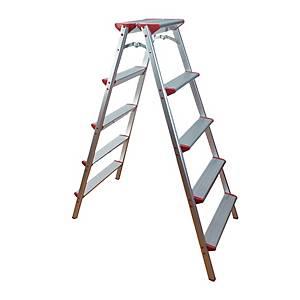 [직배송]서울금속 다용도 사다리 SU-G5 5단