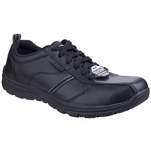 Sketchers SK77036EC Non-Safety Shoes S39 (UK6) Black