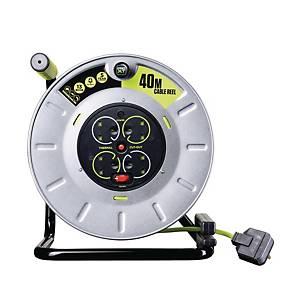 Pro XT OTLU40134SL-PX 40m ALU Open Reel