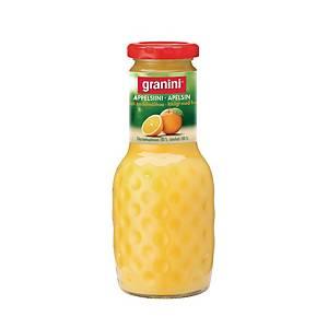 Granini appelsiinitäysmehu 2,5dl, 1 kpl=12 pulloa