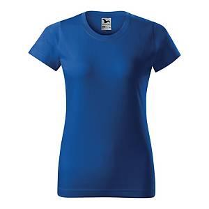 Koszulka MALFINI Basic damska, chabrowa, rozmiar M
