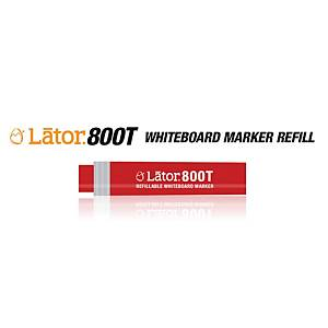 Lator L800 Refill For Whiteboard Marker Red