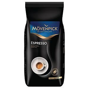 Kaffee Mövenpick Espresso ganze Bohne, 1000g