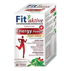 Herbata funkcjonalna MALWA Energy Power, 20 torebek