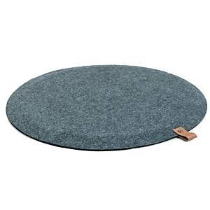 JobOut Design seisontamatto pyöreä 67cm tummanharmaa