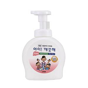 I CLEAN SOAP LEMON 490ML