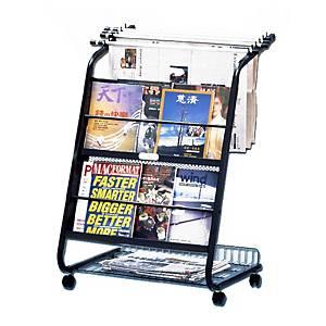 Newspaper stand & Book Rack