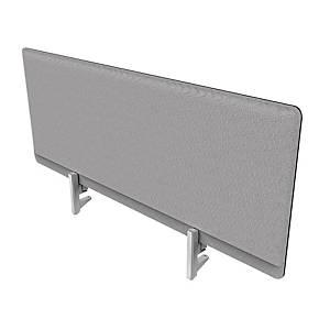 Pannello acustico MecoOffice grigio 160 x 40 cm