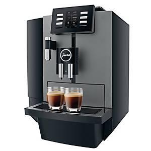 Jura X6 Dark Inox kahviautomaatti