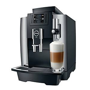 JURA WE 8 CHROME COFFEE MACHINE