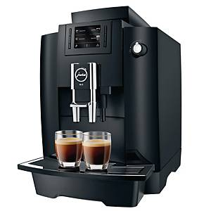 JURA WE 6 PIANO BLACK COFFEE MACHINE