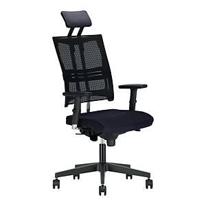 Krzesło biurowe NOWY STYL OFFICER, grafit