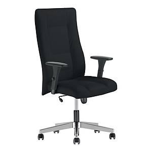 Fotel biurowy NOWY STYL MADRYT, czarny