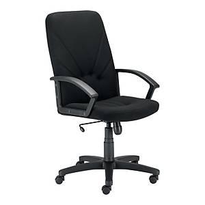 Fotel biurowy NOWY STYL MANAGER, czarny
