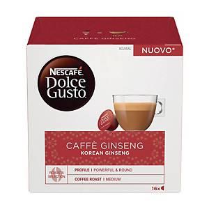 Caffè Ginseng Nescafè DolceGusto - conf   16 capsule