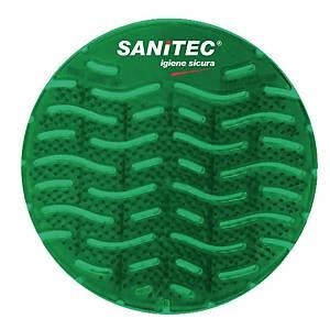 Retina deodorante Sanitec per orinatoio verde - conf. 50