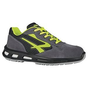 Chaussures de sécurité basses U-Power Yellow S1P - noire/jaune - pointure 36
