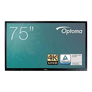 75  interaktywny monitor dotykowy OPTOMA OP751RK*
