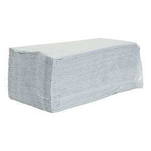 PK25X23 BUNNY SOFT ZZ-FOLD TOWEL WHITE