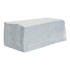 Ręcznik papierowy BUNNY SOFT, składka V, 20 x 200 listków
