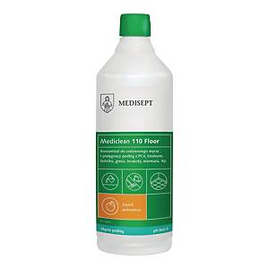 MEDICLEAN 110 FLOOR CLEANING LIQUID 1L