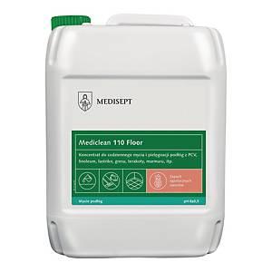 Koncentrat do mycia i konserwacji podłóg SAFEMED Mediclean 110 Floor, 5 L