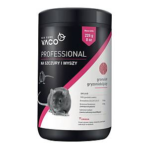 Granulat na szczury i myszy VACO, 226 g
