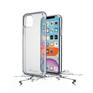 Mobilskal Cellularline, till iPhone 11, transparent