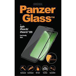 Skärmskydd PanzerGlass Apple iPhone XR/XIR, svart