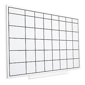 ROCADA PLANNING MAGN WHITEBOARD 75X115CM