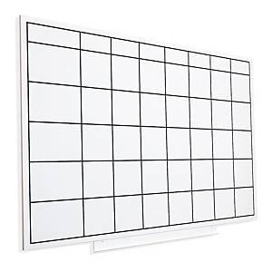 Pizarra planning magnética Rocada - 75 x 115 cm