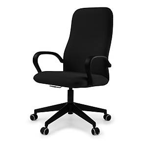 INTACOR MANAGER CHAIR BD200 BASCUL BLACK