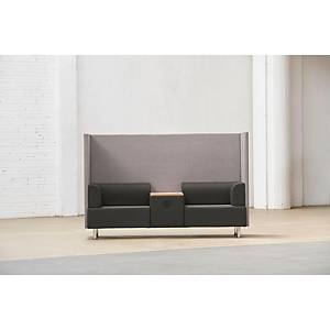 ROCADA SOFA SOUND ABSOR 2PERS 2M GREY