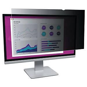 """Filtre de confidentialité 3M High Clarity HC238W9B, pour écrans, 23.8"""" éc. large"""