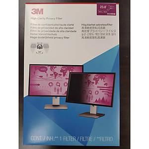 [직배송]3M HC238W9B 고선명 노트북 정보보안기 와이드형