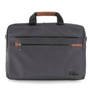 CASEMANIA CT2220 LAPTOP BRIEF 15.6  BLACK