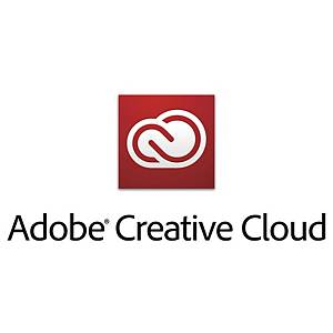 ADOBE CREATIVE CLOUD SINGLE 1Y