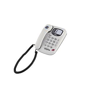 LG GS465 WIRED TELEPHONE WHITE