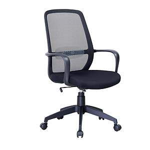 SIMMATIK L-W-207 Office Chair Black