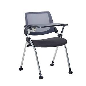 SIMMATIK เก้าอี้เลคเชอร์ L-X-16 สีดำ