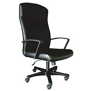 ITOKI JASPER-03 Executive Chair PVC Black