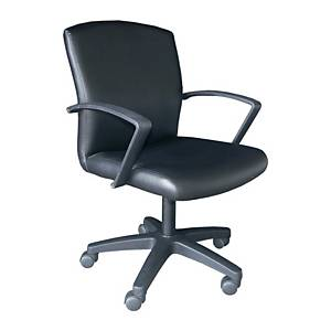 ITOKI JASS Office Chair PVC Black
