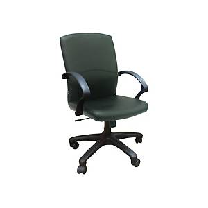 ITOKI JJ Office Chair PVC Black/Blue