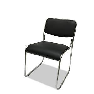 ITOKI เก้าอี้สำนักงาน TK-114 หนังเทียม สีดำ