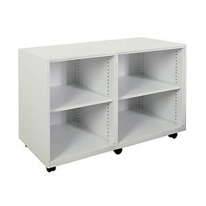 METAL PRO ตู้เหล็กอเนกประสงค์ MY-RT-OS-2 90X45X60 ซม ขาว