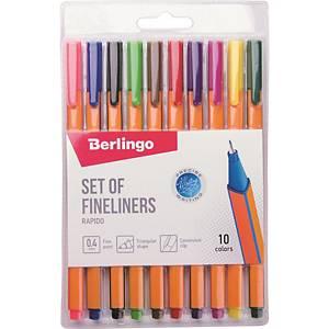 Liner Berlingo, 10 darab / csomag