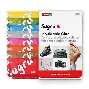 Tesa Sugru formázható ragasztó, 8 x 5 g, mix színben