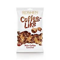 Roshen Coffee Like tvrdé karamelky, 1000 g